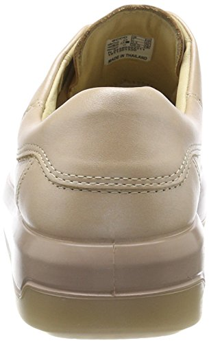 Ecco Damen Soft 9 Sneaker Beige (Powder)