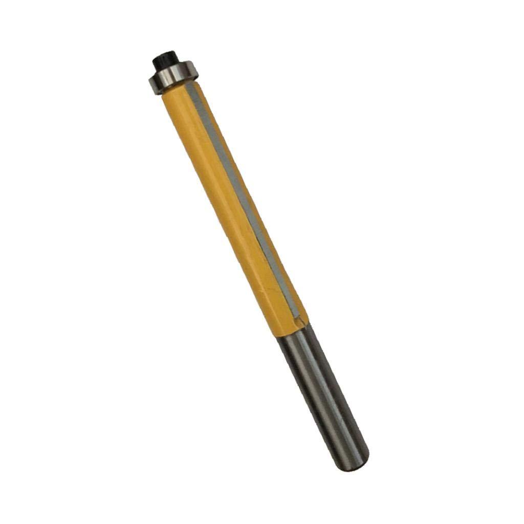 Hartmetall B/ündigfr/äser//Kopierfr/äser//Oberfr/äser Schaft 8 mm Gesamtl/änge 92 mm