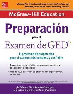 McGraw-Hill Education: Preparacion Para El Examen de GED (Paperback - Spanish); 2015 Edition