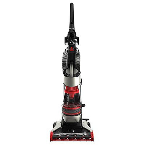 BISSELL CleanView Plus Rewind Bagless Upright Vacuum with Triple Action Brush, 1332 - Corded - Bissell Power Brush