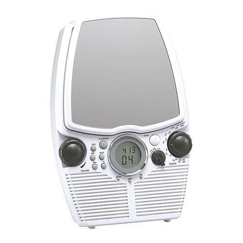 Cd Player Shower Radio