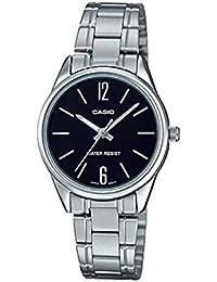 Relógio Feminino Casio Analógico LTP-V005D-1BUDF - Prata