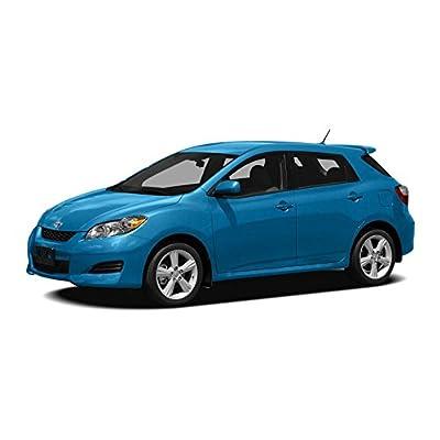 [Front Kit] GT//Rotors Performance Brake Disc Rotors & Ceramic Pads for Toyota Corolla [09-19] Matrix [09-14] Scion xD [08-14] Pontiac Vibe [09-10]: Automotive