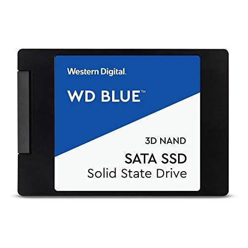 chollos oferta descuentos barato Western Digital Blue SSD Interna 3D NAND SATA de 2 5 Pulgadas y 4 TB