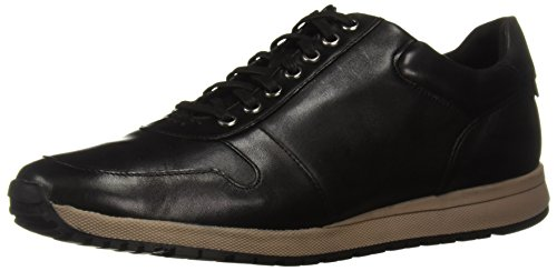 Black Up Sneaker Lace Heritage Adams Retro runner Fashion Stacy Men's Axel pfw14qv