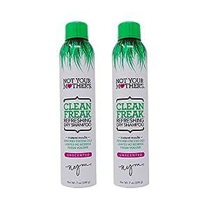 Amazon.com: Not Your Mothers Original Shampoo Clean Freak