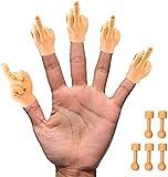 Tiny Hands (Middle Finger Sign) - 5 Pack - MFU