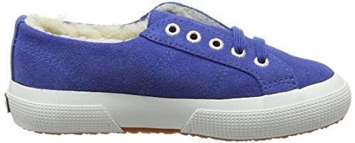 Superga 2750 Suebinj, Zapatillas Unisex Niños Azul (063 Blue Marine)