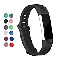 Fitbit Alta Bands, Soulen Silicone Adjustable Replacement Sport Strap Bands for Fitbit Alta and Fitbit Alta HR