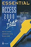 Essential Access 2000 Fast 9781852332952