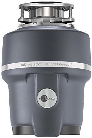 InSinkErator Evolution Compact 3 4 HP Household Garbage Disposal Renewed