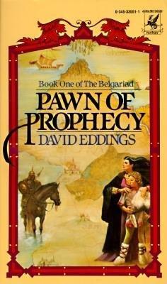 Pawn of Prophecy[BELGARIAD #01 PAWN OF PROPHECY][Mass Market Paperback]:  DavidEddings: Amazon.com: Books