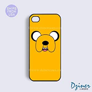 iPhone 4 4s Tough Case - Adventure Time Jake iPhone Cover