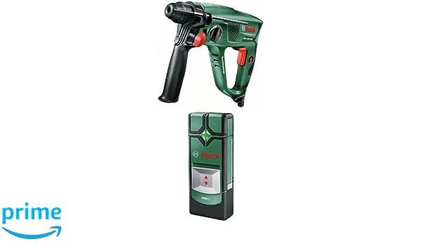 Bosch PBH 2500 SRE - Martillo perforador (2.2 kg) + Bosch PMD 7 - Multidetector (1,5 V): Amazon.es: Bricolaje y herramientas
