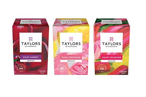 - Taylors of Harrogate Herbal Infusions Variety, 20 Teabags (Pack of 3)