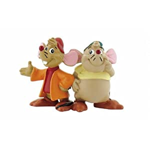 Bullyland Gus & Jaq Action Figure