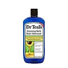 Dr Teal's super moisturizer avocado oil - foaming bath, 1000 Milliliter