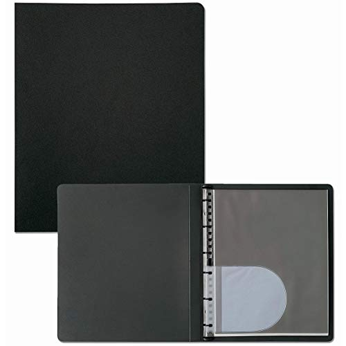 (The Original START 1 SPIRAL BOOK 13x19 portrait BLACK by PRAT Paris - 13x19)