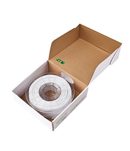 Sindoh 3Dwox Refill Filament PLA White (Dp 200/Dp 201) , Spool ,...