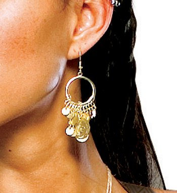 [Movie 300 Spartn Queen Earring] (Spartan 300 Costumes)