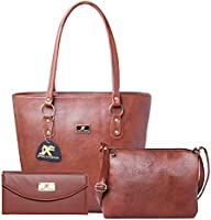 Upto 80% off on Women's Handbags and Combos