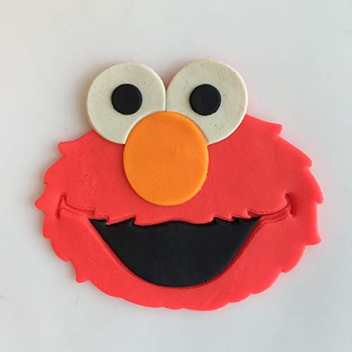 Sesame Street - Elmo Face 266-B039 Cookie Cutter Set (5.5 inches)