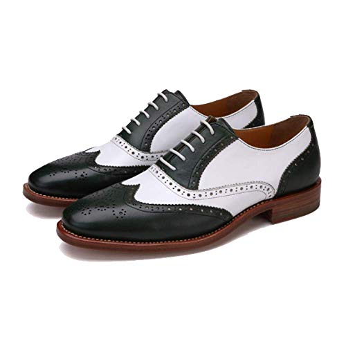 da Stile Casual Britannico Scarpe Photocolor Goodyear E Inverno Pelle Scarpe in Uomo Autunno Trend Retro Modelli wa8YCC