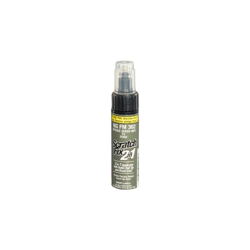 Dupli Color NGFM362 Spruce Green Ford Exact Match Touch up Paint   0.5 oz.