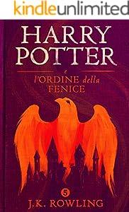 Harry Potter e l'Ordine della Fenice (Italian Edition)