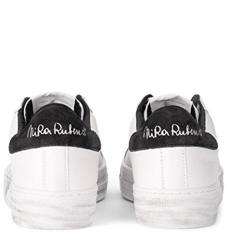 Grigia Rubens Pelle Stella Nira In Sneaker Bianca Bianco Martini E FqnvHOwn