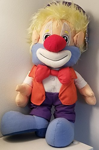 Ringling Brothers Clown Plush 14 Inch NWT