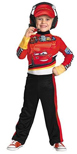 Cars Pit Crew Costume (Cars 2 Head Set)