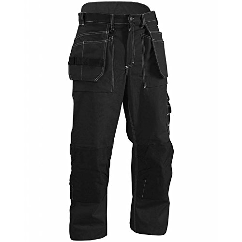 151513709900C52 Winter Trousers Size 36/32 (Metric Size C52) IN Black