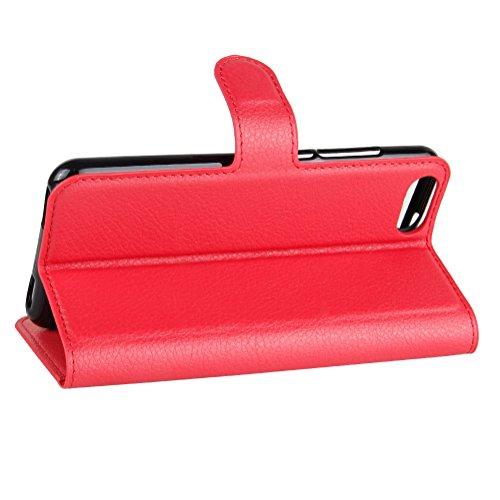 Funda Libro para Doogee Shoot 2, Manyip Suave PU Leather Cuero Con Flip Cover, Cierre Magnético, Función de Soporte,Billetera Case con Tapa para Tarjetas B