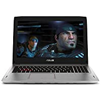 ROG Strix GL502VM 15.6 G-SYNC VR Ready Thin and Light Gaming Laptop NVIDIA GTX 1060 6GB Intel Core i7-7700HQ 16GB DDR4 128GB SSD 1TB HDD