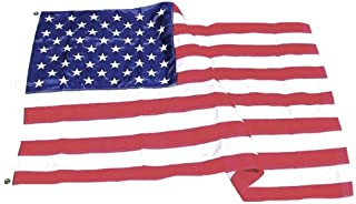 product image for Eder Flag – Poly-Max Outdoor U.S. Flag - Proudly Made in The USA - Extremely Durable - Reinforced Fly Stitching - Heavy-Duty Duck Cloth Headers - Quality Craftsmanship (10x15 Foot)