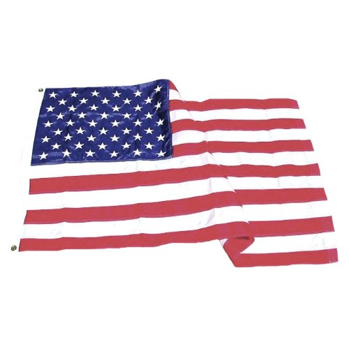 American Flag 10ft x 15ft-Valley Forge Koralex II-2-Ply Sewn Polyester by Valley Forge Flag Company, Inc.