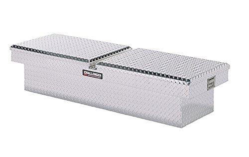 Deflecta Shield Truck Tool Boxes (Lund 5950 Challenger Series Brite Gull-Wing Crossover Specialty Storage Box)