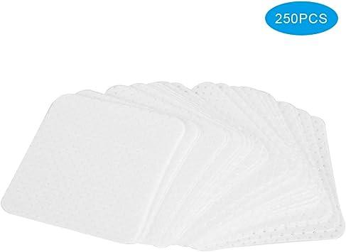 250 piezasToallitas desechables para quitar esmalte de uñas ...
