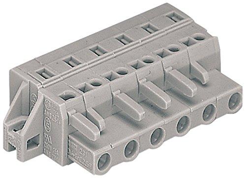 Wago 231–203/031–000Ressort Barre (Lot de 50) WAGO Kontakttechnik GmbH & Co. KG 231-203/031-000