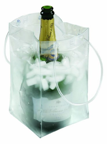 ICE Collapsible Wine Cooler Clear product image