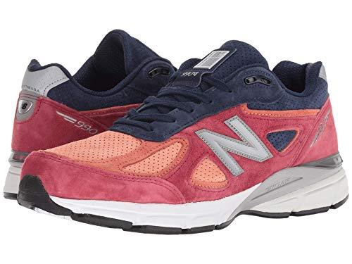 [new balance(ニューバランス)] メンズランニングシューズ?スニーカー?靴 M990V4 Copper Rose/Pigment 8 (26cm) D - Medium