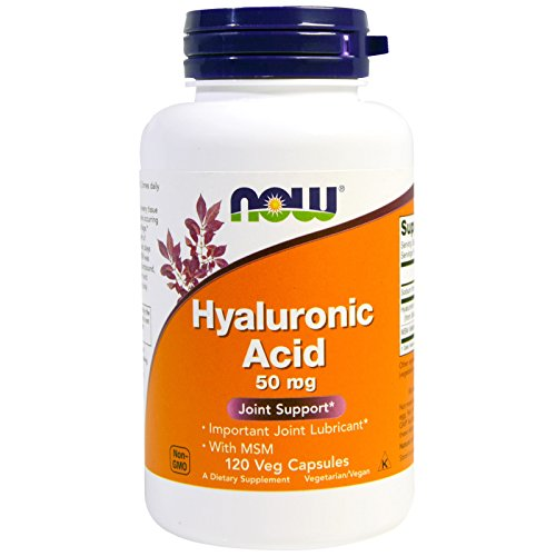 Hyaluronic Acid MSM Vcaps FOODS