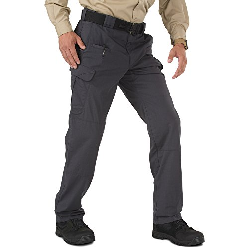 5.11 Men's STRYKE Tactical Cargo Pant with Flex-Tac, Style 74369, Charcoal, 34W x 32L ()