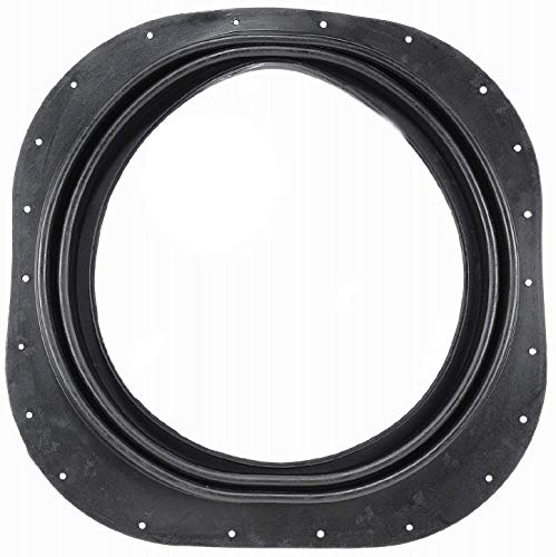 MAREEYA SHOP Rubber Transom Boot/Seal for OMC Stringer Sterndrive/Outdrive 909527 Out Drive
