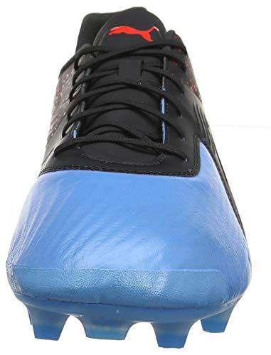 Puma Black Fútbol Cc One Zapatillas red Azur De Para ag bleu Hombre 1 19 Azul puma Blast Fg ggTCqrw