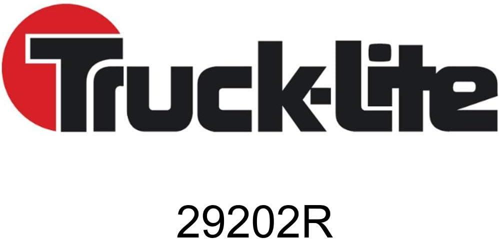 Truck-Lite 29202R Male Pin 21 Rectangular Side Marker Light