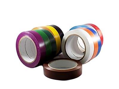 GGR Supplies T.R.U. CVT-536 Vinyl Pinstriping Dance Floor Tape: 36 yds. Several Colors