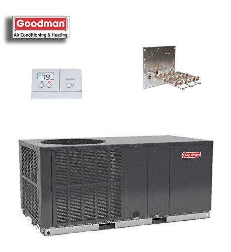Goodman 5 Ton 14 SEER Heat Pump Package Unit GPH1460H41 Free