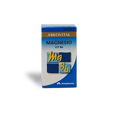ARKOVITAL MAGNESIO VITAMINA B6 30 CAP: Amazon.es: Salud y cuidado personal